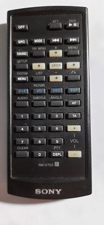 Sony Rm-x703 пульт от автомагнитолы