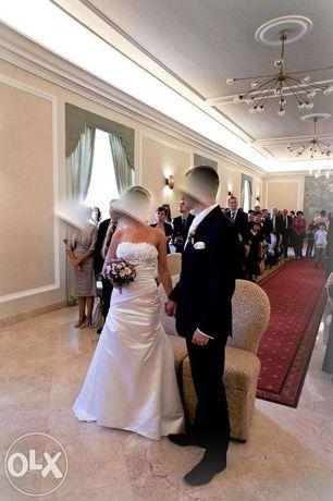 Suknia ślubna Madonna White One biała