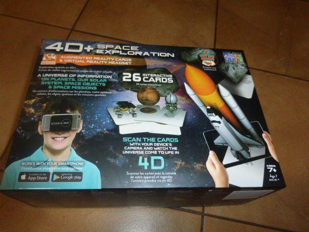 Okulary 4D