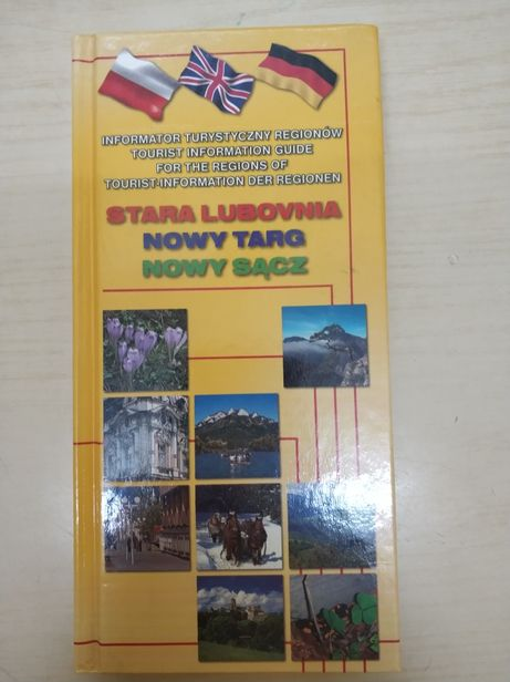 Informator turystyczny nowy targ i nowy SĄCZ