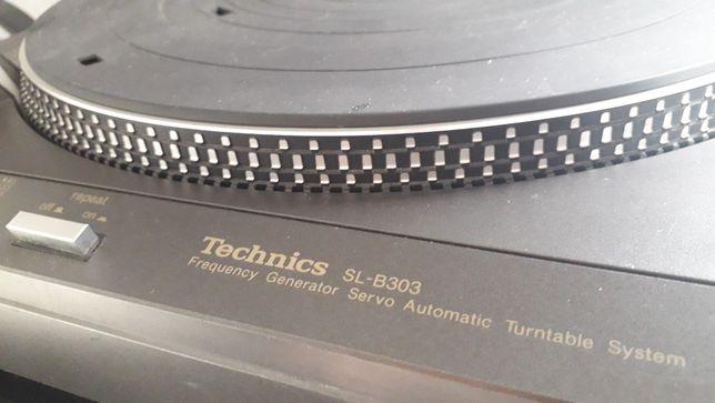 Gramofon Technics SL-B303 okazja