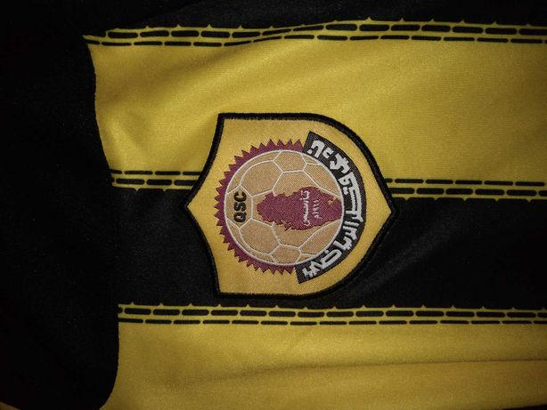 Camisola Oficial Qatar SC Adidas