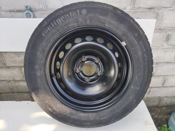 Запасное колесо, запаска Рено меган R15 195x65 5x114.3