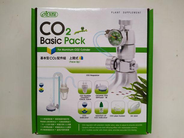 Ista Zestaw do podawania CO2 Basic Pack Face up