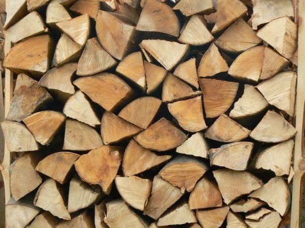 Drewno kominkowe opałowe drzewo opał Faktura VAT