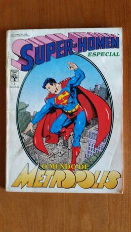 Super-Homem especial