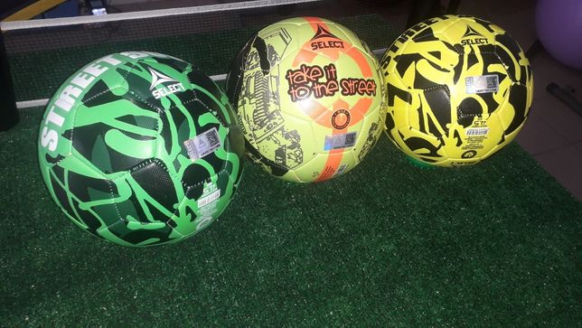 М'яч футбольний Select Street Soccer