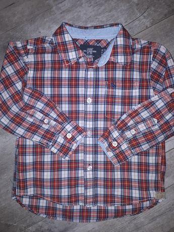 H&m koszula kratka 104cm