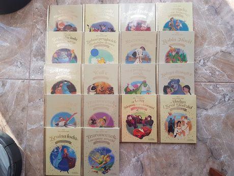 Złota kolekcja książek dla dzieci