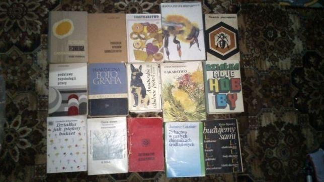 książki - hobby