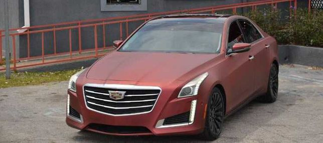 Продам Cadillac CTS 2015