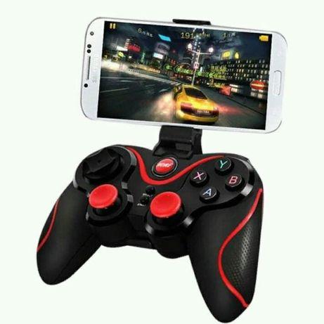 Беспроводной Bluetooth ГЕЙМПАД X7 Gamepad Android Джойстик 990 руб