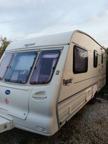 Caravana Roulote optima condiçao 4 pessoas levo ao local