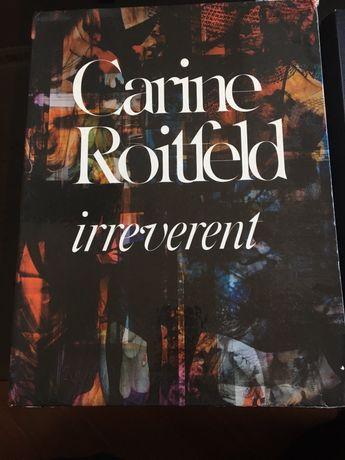 Бестселлер фолиант о моде  Carine Roitfeld irreverent