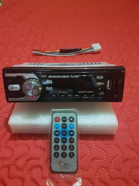 Rádio MP3/USB/SD player