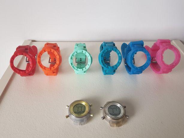 Braceletes e mostradores, relógio Watx & Co