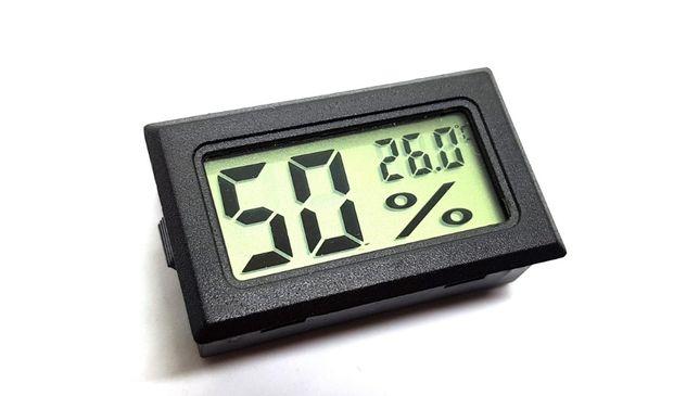 Цифровой термометр гигрометр с дисплеем LCD FY-11