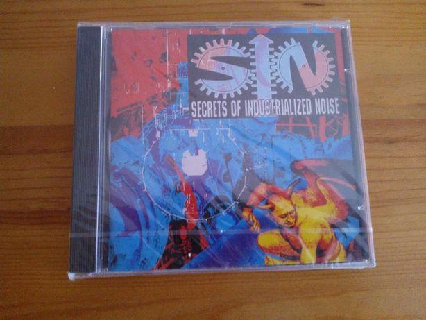 S.I.N. - Secrets of Industrialized Noise (Novo)