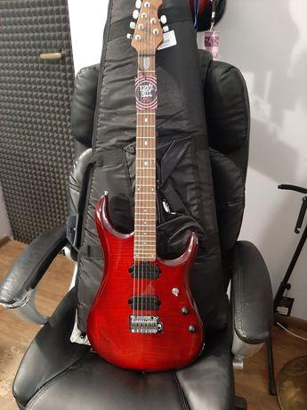 Gitara elektryczna Sterling JP 150 FM RRD