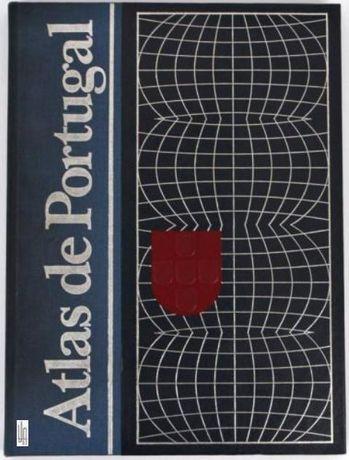 Atlas de Portugal. Cartas do Instituto Geográfico e Cadastral.