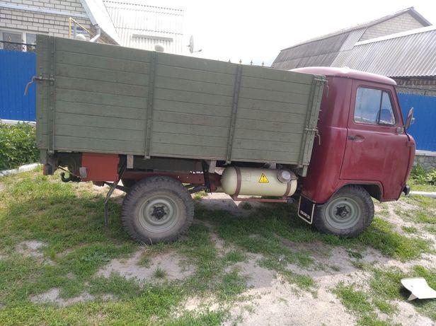 УАЗ 3303, бортовой,1994год