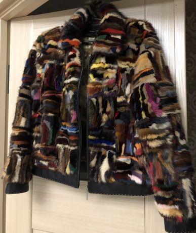Шуба, куртка, норка, полушубок