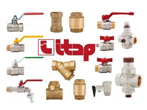 Распродажа запорной арматуры Itap (Италия) -50% в ассортименте