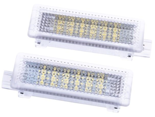 LED Lampki DRZWI Wnętrza BMW X5 X6 E61 E60 E65 F10 E81 E91 E92 E93 E90