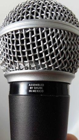 Микрофон SHURE SM 48 S-LC