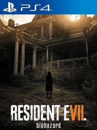 Resident Evil 7 PS4 + PSVR