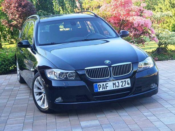 BMW Seria 3 E91 3.0 D Bi Xenon Navi Sporty z Niemiec