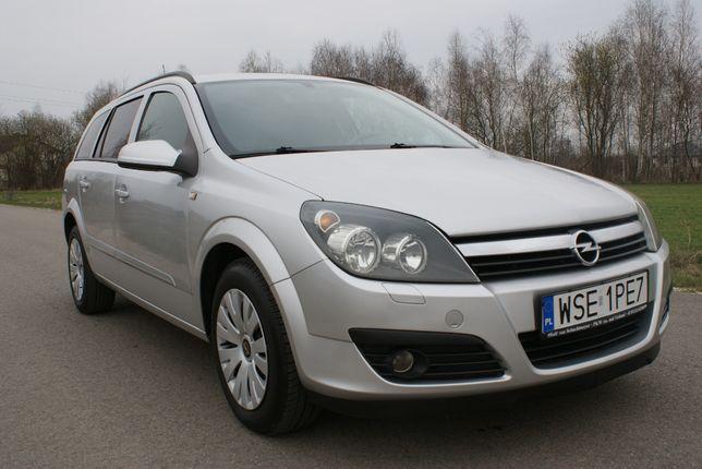 Opel Astra H 1.6 Benzyna/Klima 105 KM. I rej. 2006r.