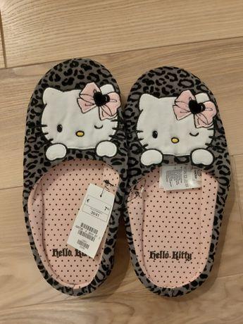 Тапочки Hello Kitty стелька 26см