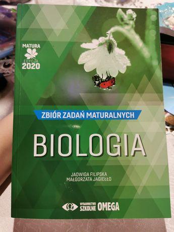 Zbiór zadań maturalnych biologia OMEGA