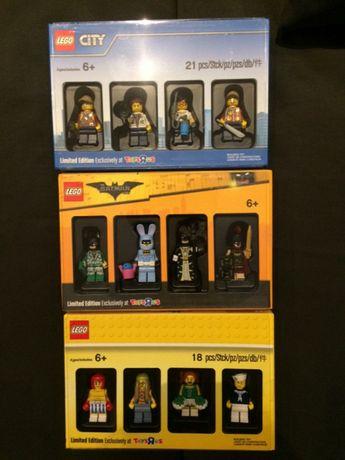 Lego bricktober limited edition toys r'us lote Batman city