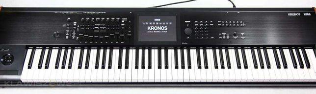 KORG KRONOS 2 II 88 NOWY - zostaw stary instrument w rozliczeniu