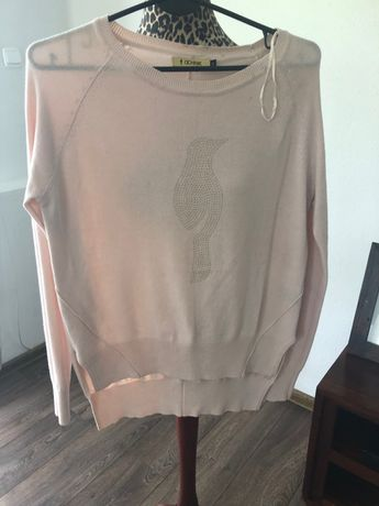Bluzka sweter letni  Ochnik xs beżowy