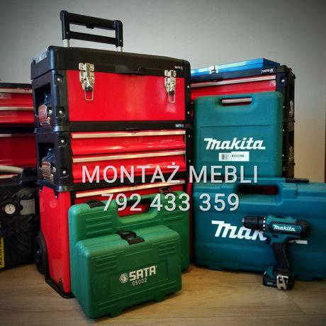 Mikołów Montaż mebli Ikea, Agata, BRW, Bodzio itp. / składanie mebli