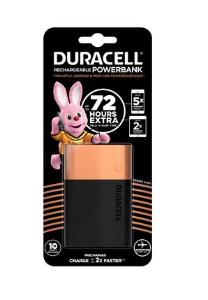 Nowy Powerbank Duracell