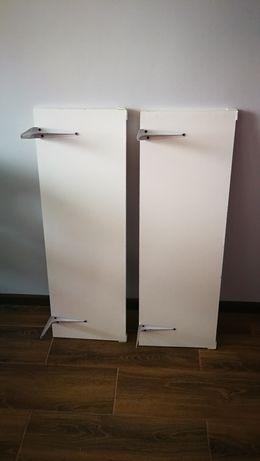 2 полиці з кріпленнями