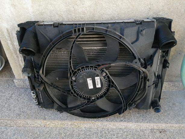 Conjunto Radiadores BMW série 3