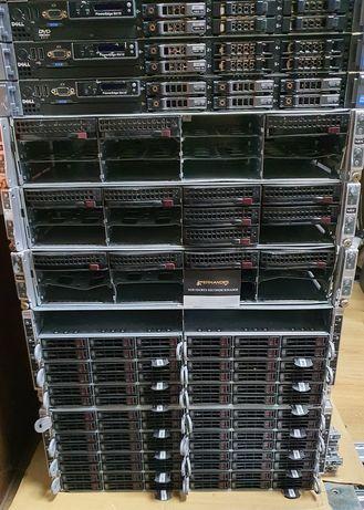 SUPERMICRO  c/ total de 72 Cores / 144 vCpus | 96GB DDR4 RAM