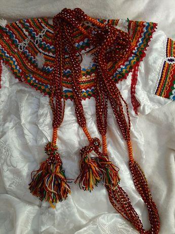 Strój etniczny Kabylów z Algierii