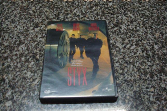 dvd original styx muito raro