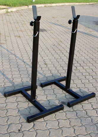 JAKOŚĆ** stojak stojaki brama na obciążenie do przysiadów wyciskania