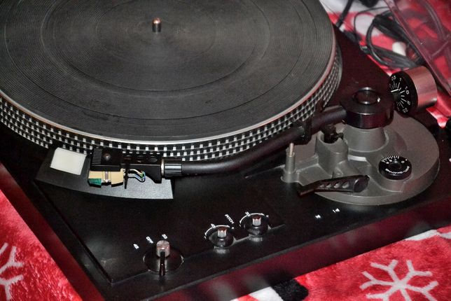 Kultowy gramofon hi-end TECHNICS SL-2000