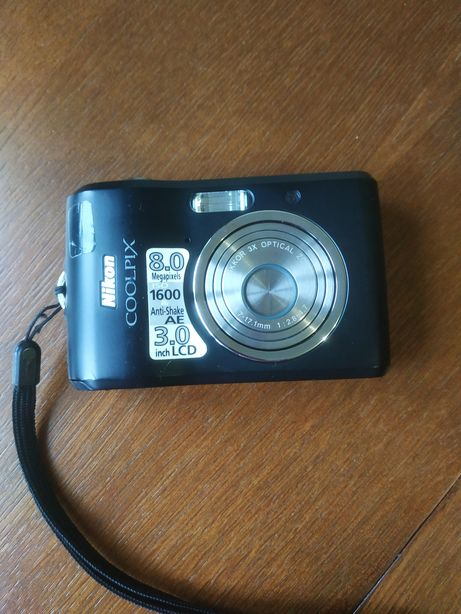 Продам фотоаппарат цифровой Nikon