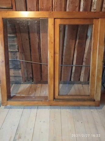 Вікна дерев'яні б/в