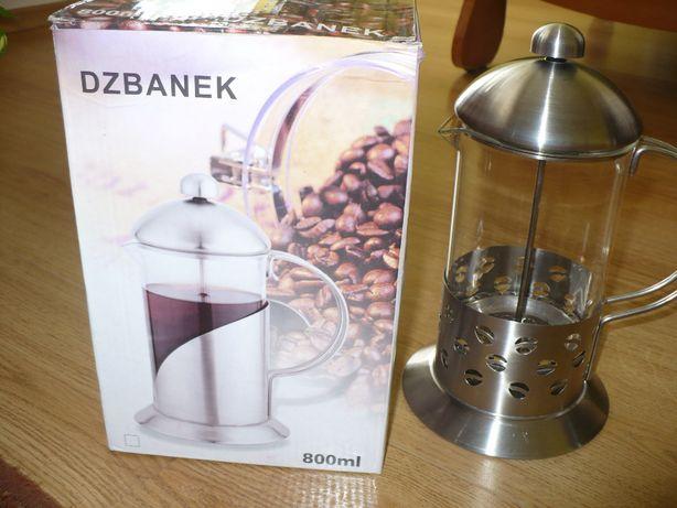 dzbanek do parzenia kawy i herbaty