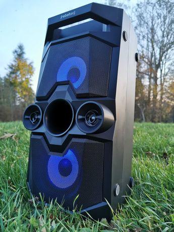 Boombox Kolumna Nagłośnieniowa Subwoofer Głośnik BLUETOOTH Wieża Radio